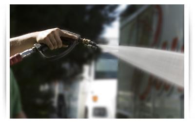 Pressure Washing Service Mr Truck Wash